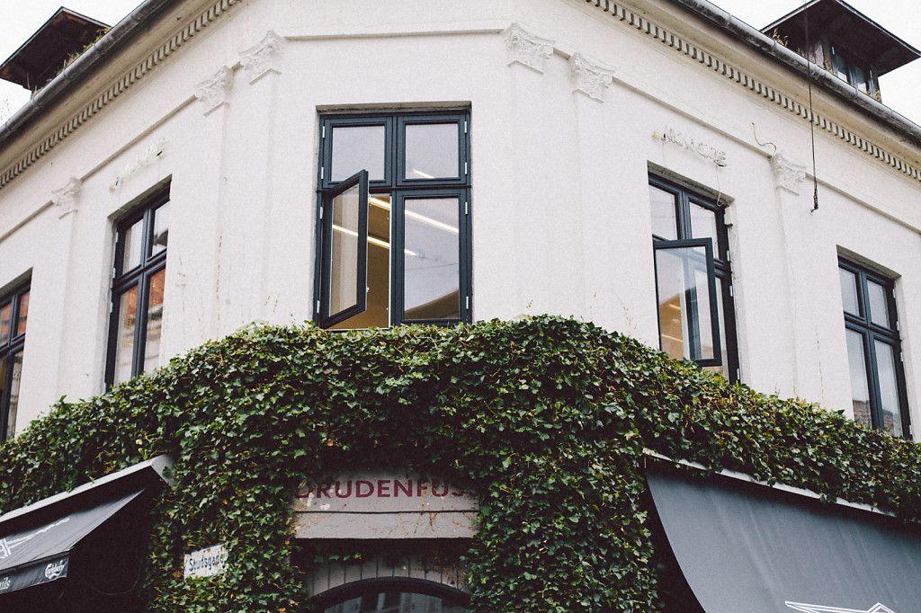 Café Drudenfuss in Denmark
