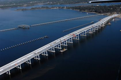US 90 Bridge over Biloxi Bay