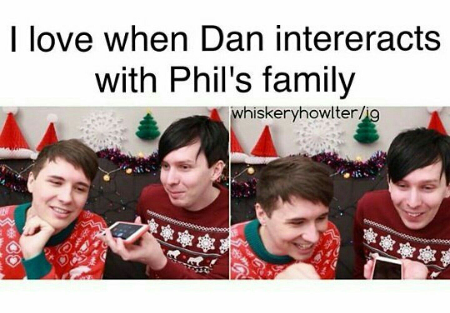 They had 20 seconds to answer a question and he didn't even think about it because he was busy asking how phils mom was doing...