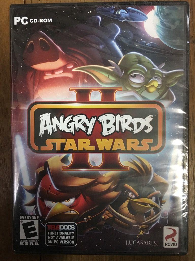 Angry Birds Star Wars Ii Telas