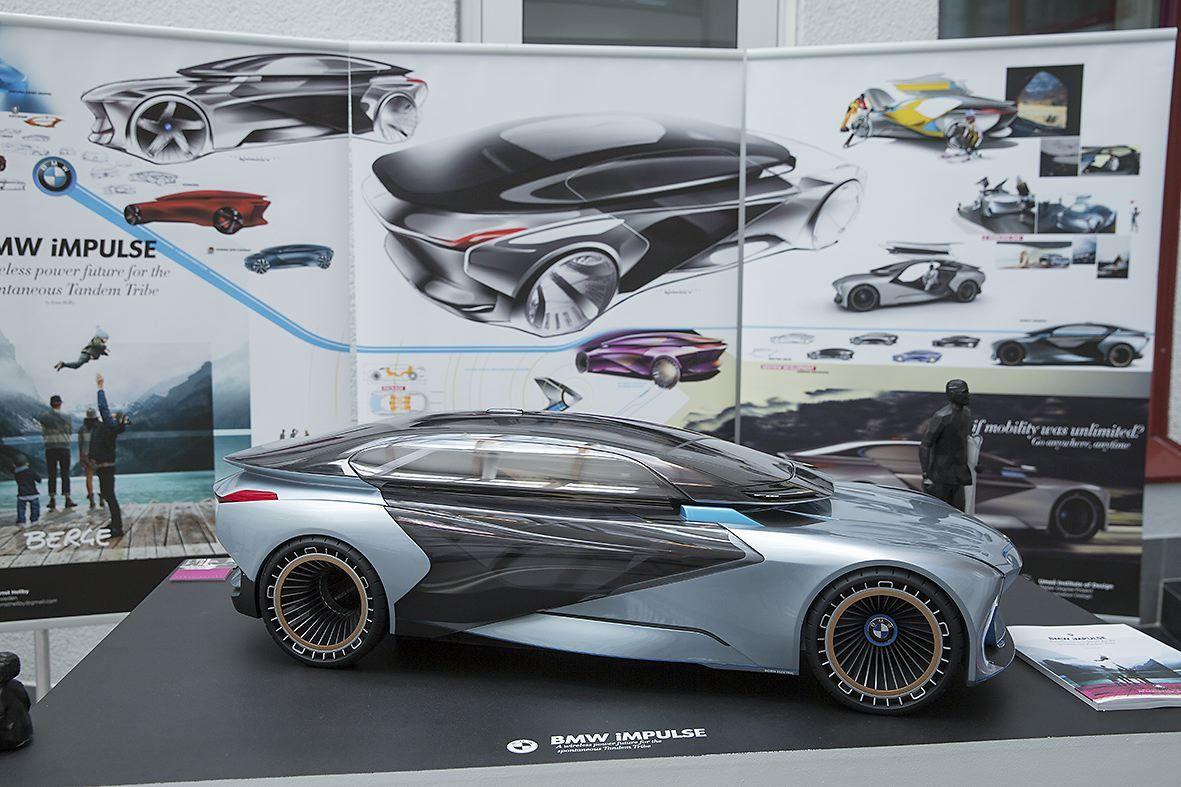 College Exhibition: Umeå University 2015 - Car Design News