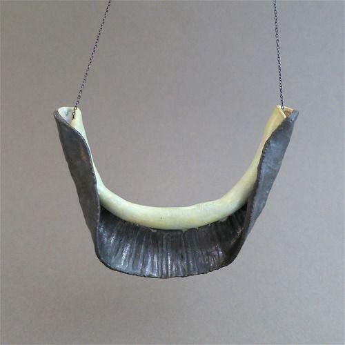 carol kang - ceramic jewelry