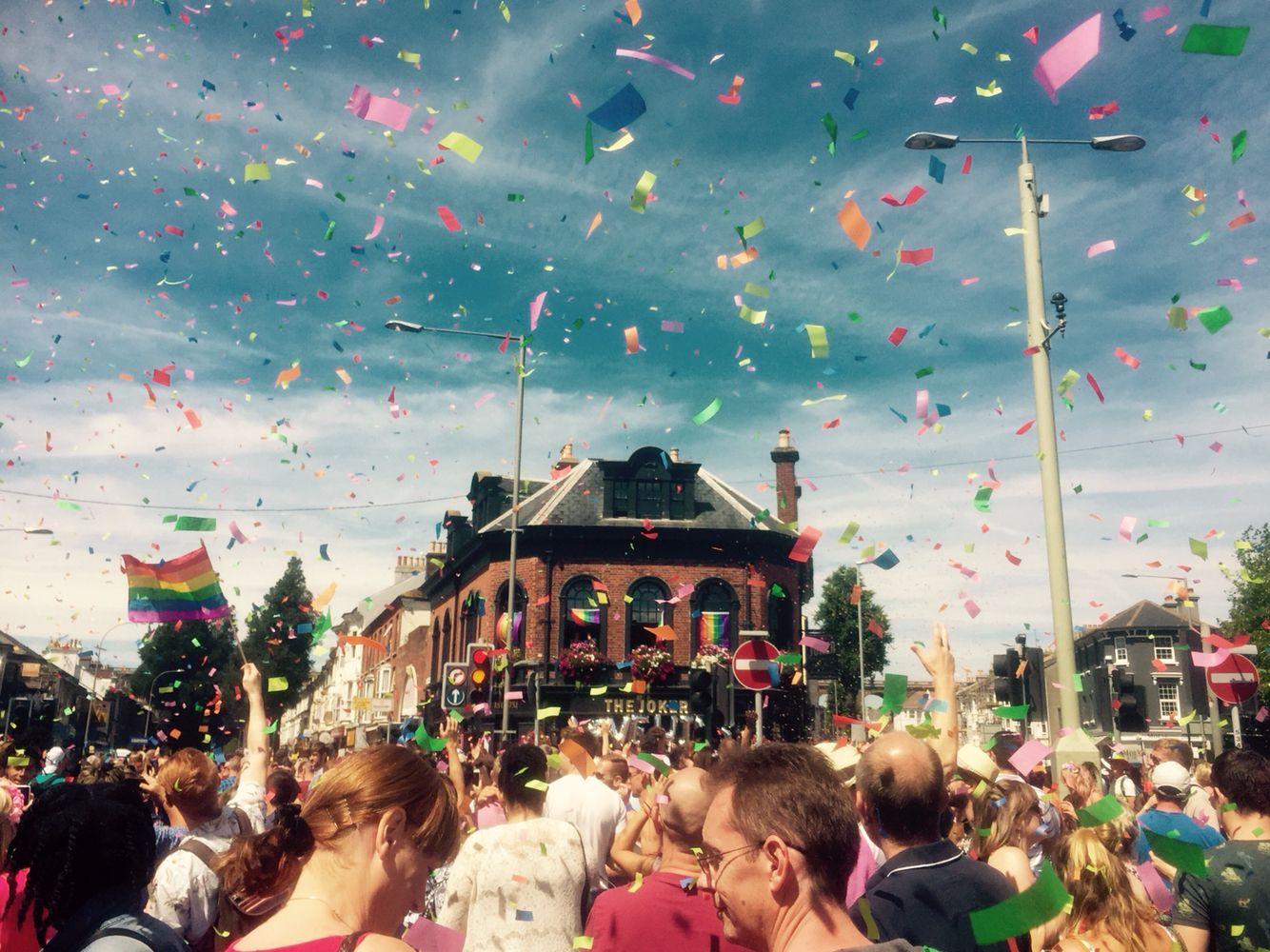 Pride in Brighton!