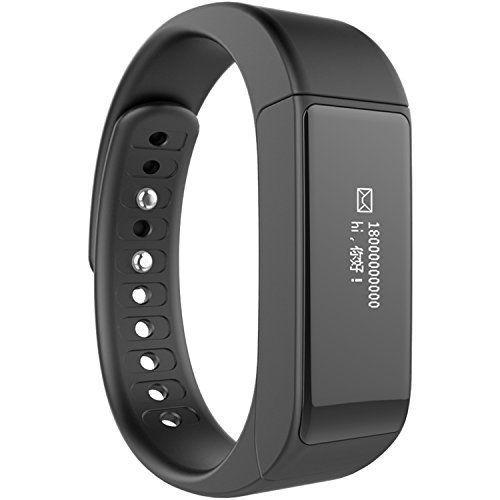 Longess Fitness Tracker Health Sleep Monitor Pedometer