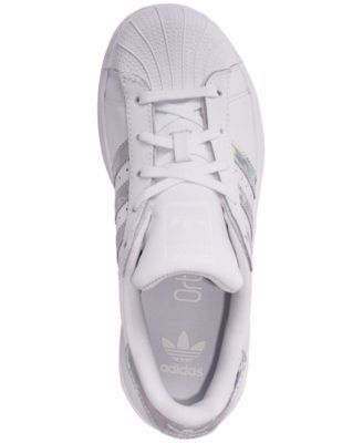 6afbc23be273 adidas Little Girls' Superstar Sneakers from Finish Line   Products ...