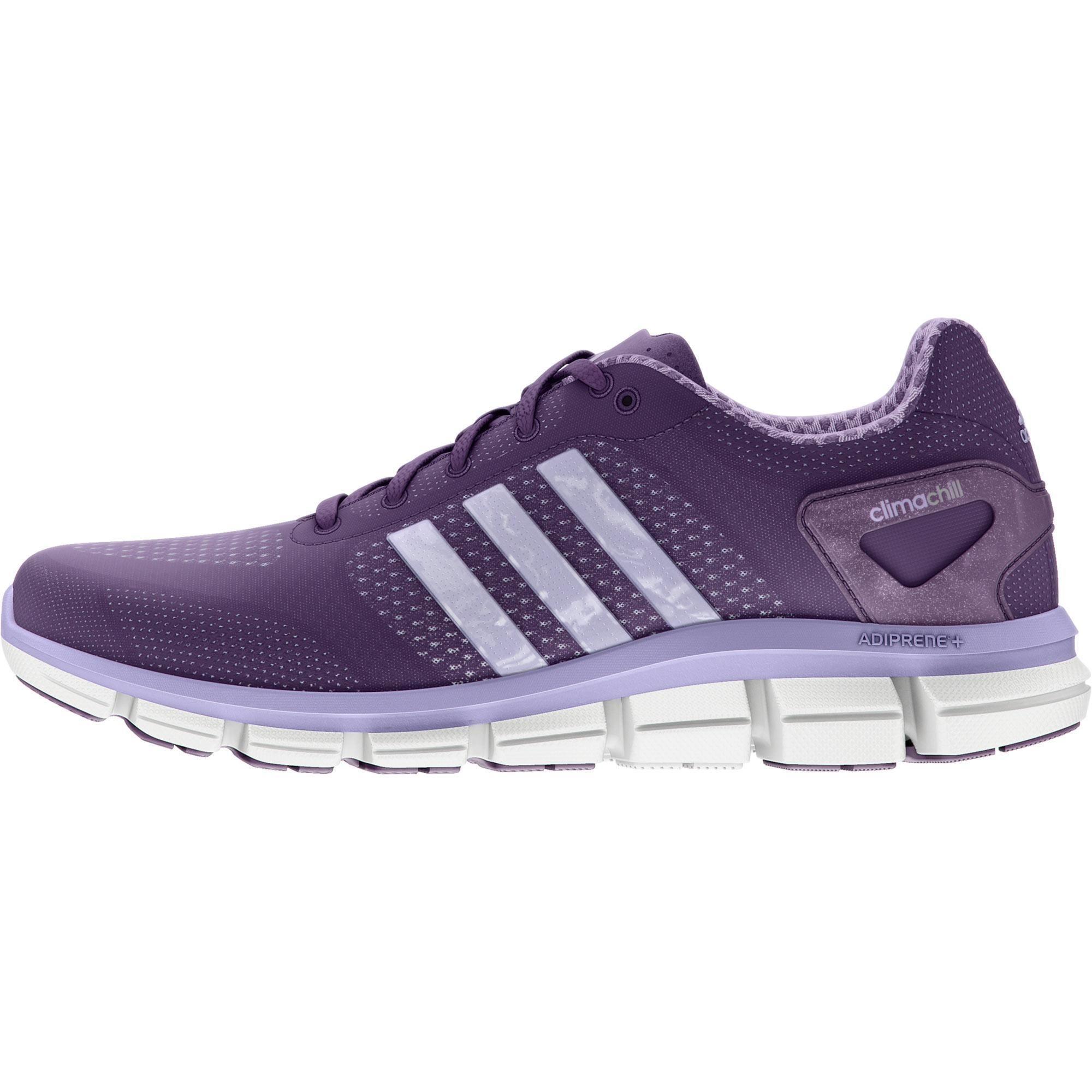 liderazgo Positivo Expulsar a  Adidas Womens ClimaCool Ride Running Shoes - Tribe Purple ... adidas  climacool womens shoes purple running ride … | Adidas shoes, Adidas, Adidas  climacool shoes