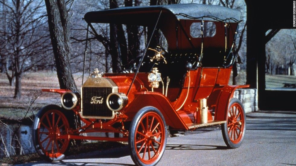 12 Best Designs From The Last 100 Years Ford Models Classic Cars Car Model