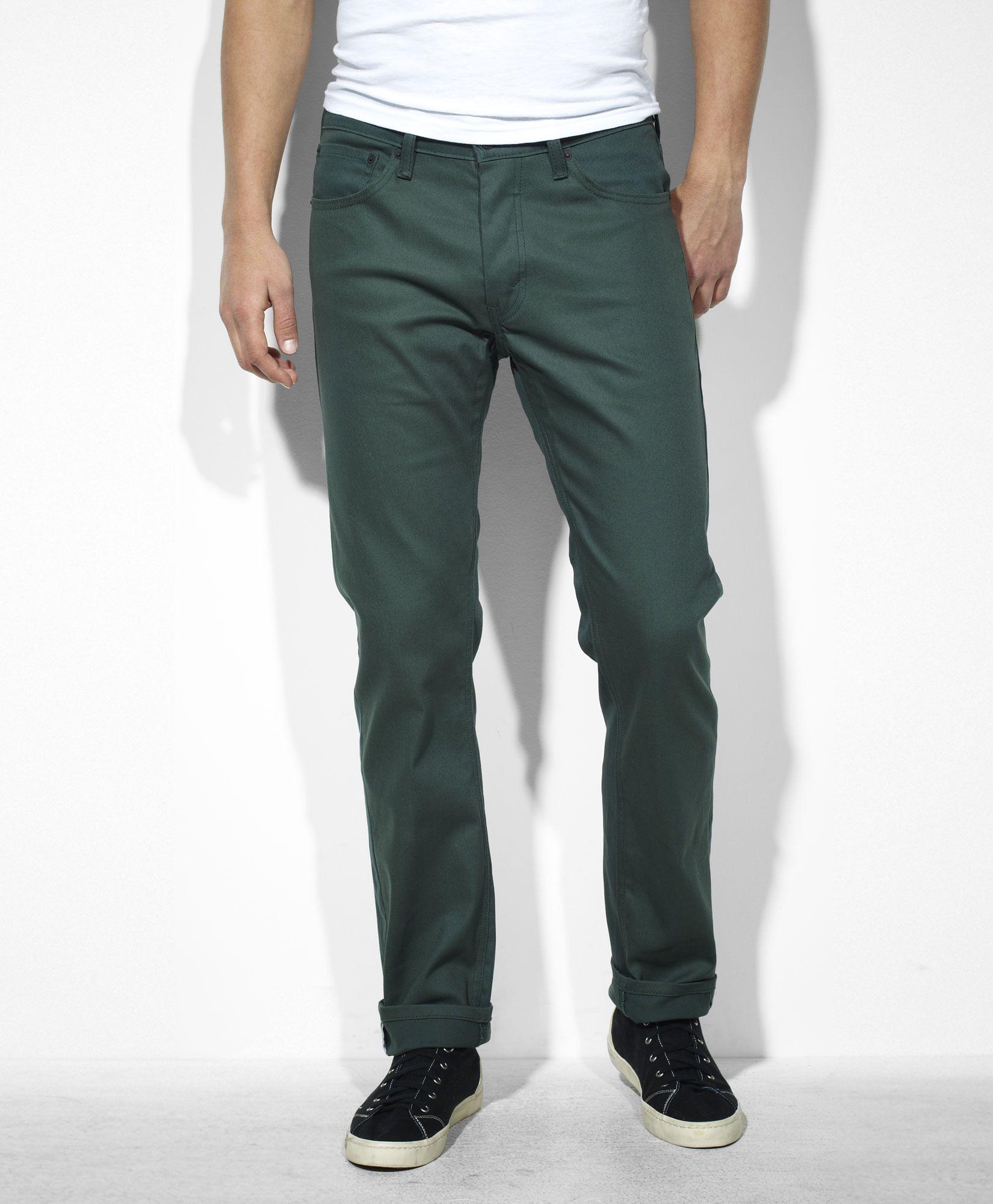 abe80dc6d08 $78 + Levi's 505™ Straight Commuter Jeans - Darkest Spruce - 505® Straight  Fit