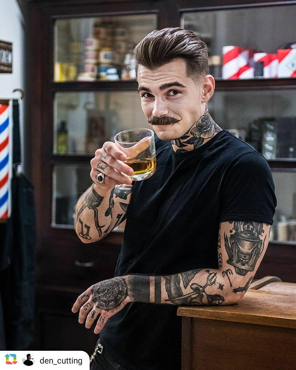 "Barbers Digest on Instagram: ""Repost @den_cutting"