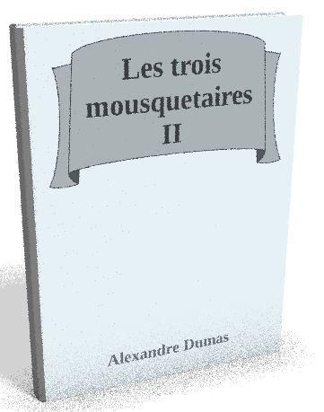 Disponible maintenant sur @ebookaudio:  Les trois mousque...   http://ebookaudio.myshopify.com/products/les-trois-mousquetaires-ii-alexandre-dumas-livre-audio?utm_campaign=social_autopilot&utm_source=pin&utm_medium=pin  #livreaudio #shopify #ebook #epub #français