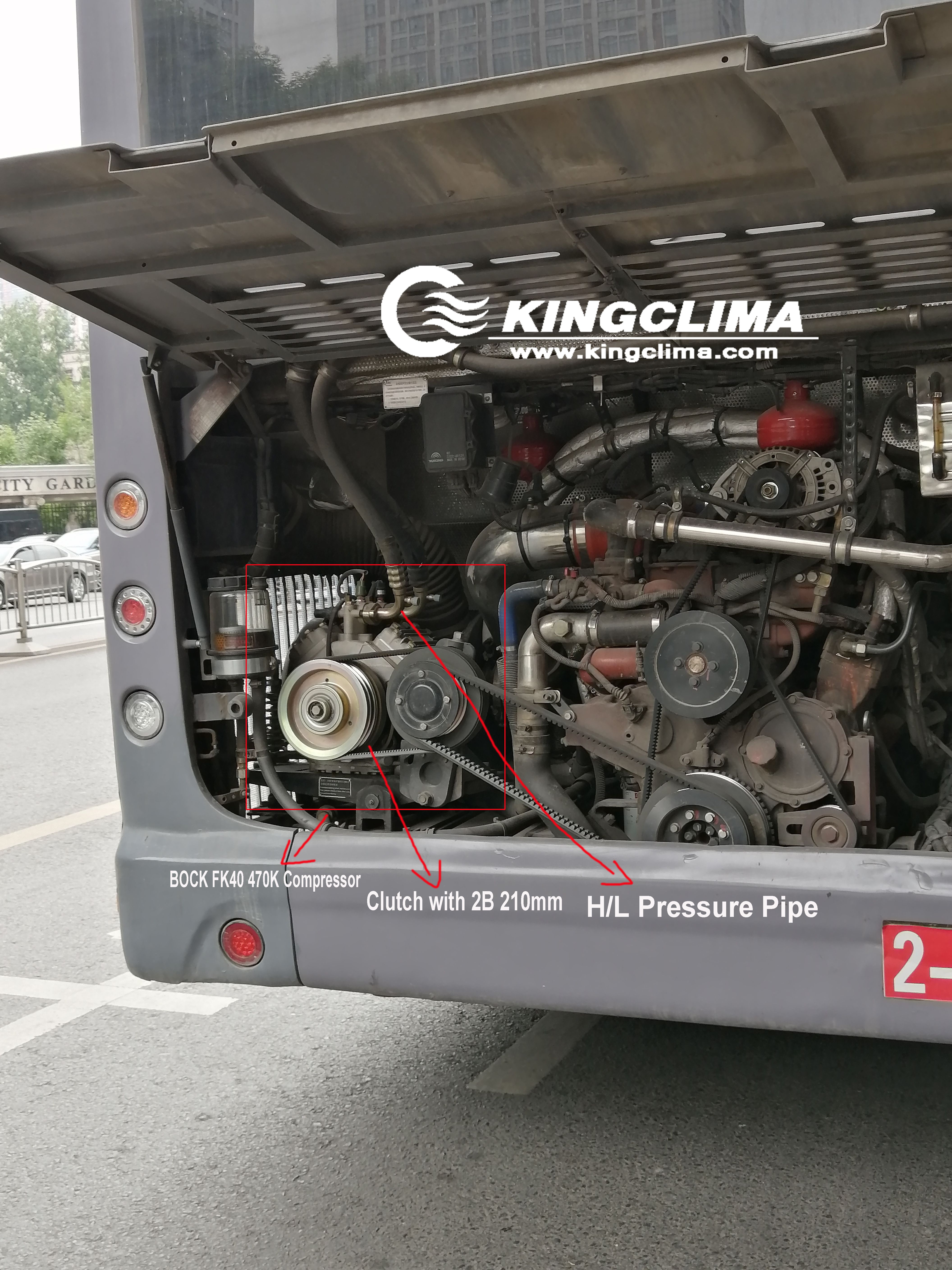 Pin by King Clima on Bus Air Conditioner Parts Ac