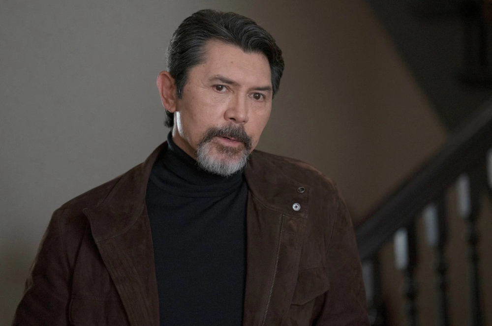 Lou Diamond Phillips was 'gobsmacked' over 'Prodigal Son