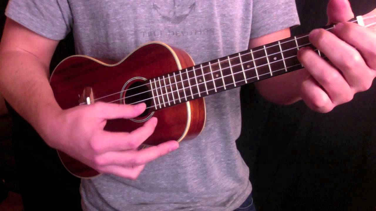 Hallelujah Uke Tutorial Goes With Tab Httpanalogmusicstudios