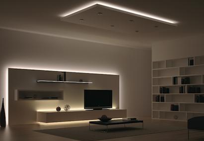 Loox Led System Living Room Lighting Living Room Tv Wall Living Room Tv