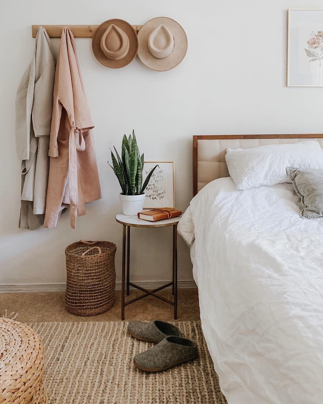 Bedroom Inspo Honeywild On Instagram Mid Modern Farmhouse