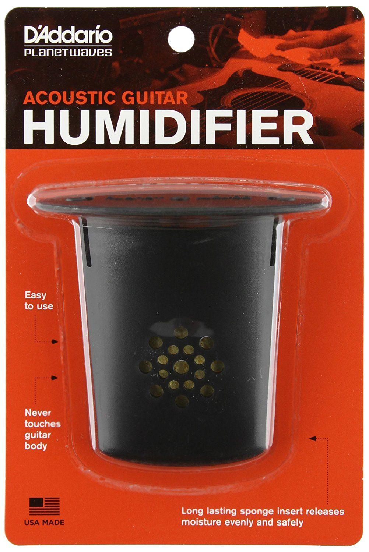 D'Addario Acoustic Guitar Humidifier - 7.99$ Amazon