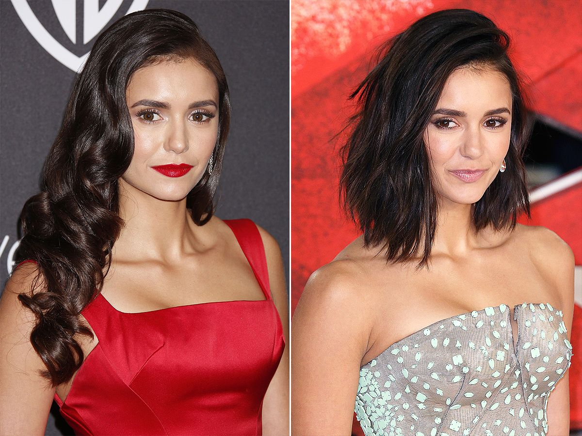 Women vampire celebrity hairstyles