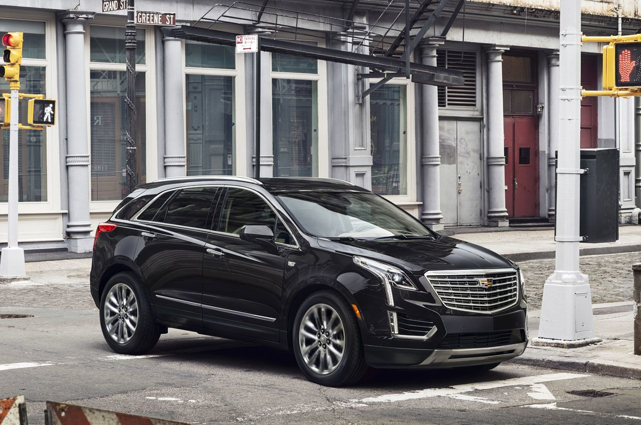 2017 cadillac bows in dubai replaces srx