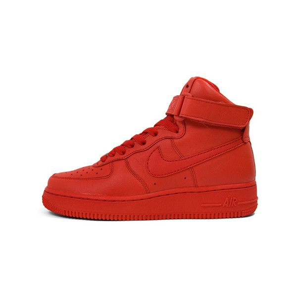"Nike WMNS Air Force 1 ""Color Pack"" Quickstrike ❤ liked on Polyvore featuring shoes, sneakers, nike, nike sneakers, nike shoes, nike trainers and nike footwear"