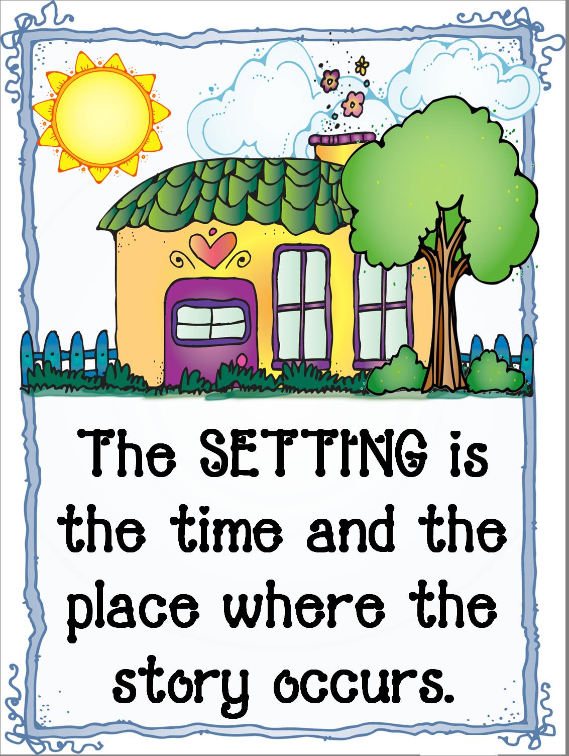 Story Elements Anchor Chart For Kindergarten