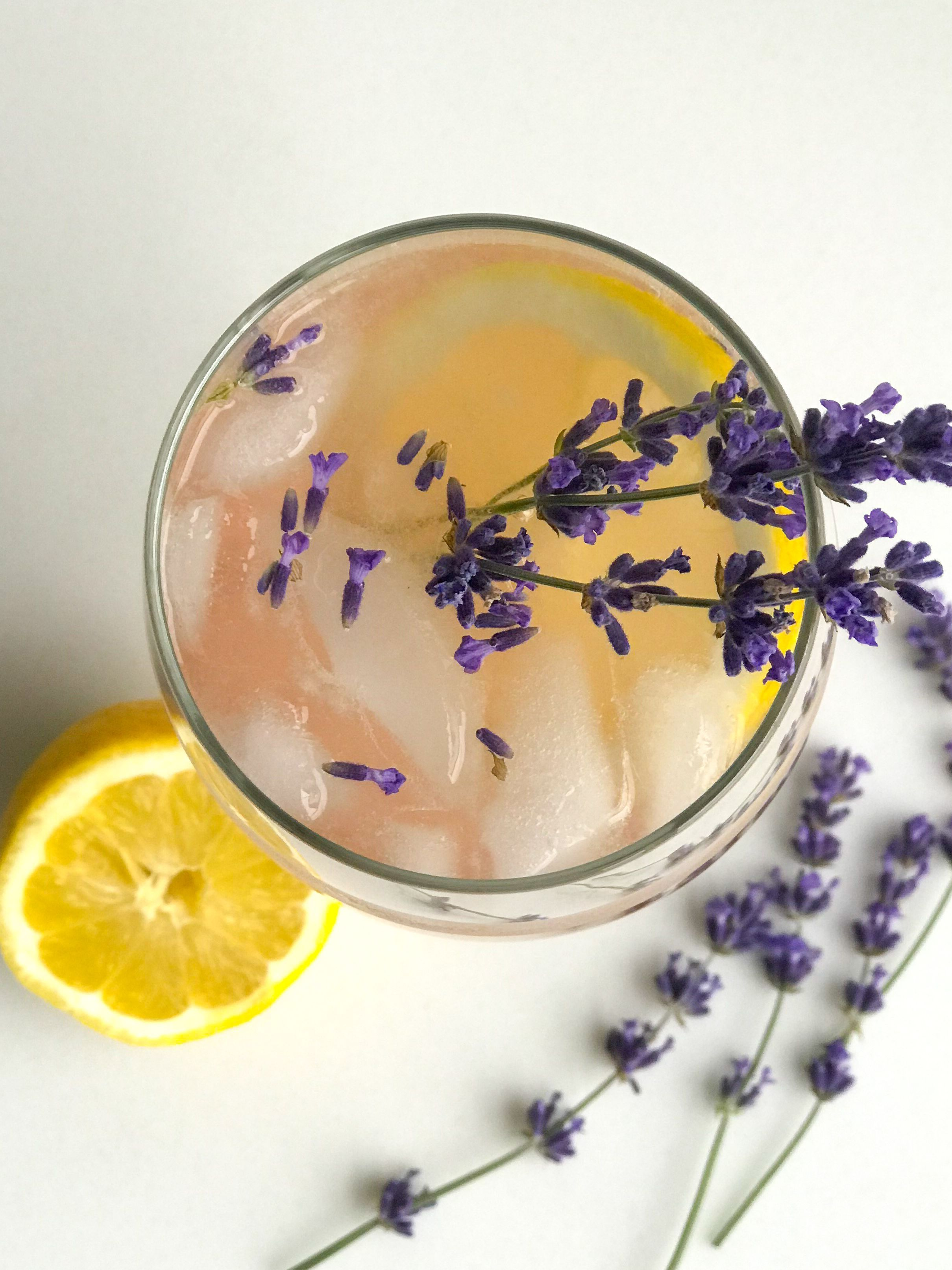 Sparkling Rose Lemonade With Lavender Recipe By Nicole Matheson The Feedfeed Recipe In 2020 Lavender Recipes Rose Lemonade Lemonade