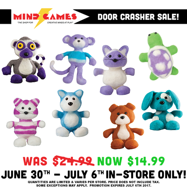 This weeks door crasher save 10 on our wide selection of fuzzeez this weeks door crasher save 10 on our wide selection of fuzzeez felt kits solutioingenieria Images