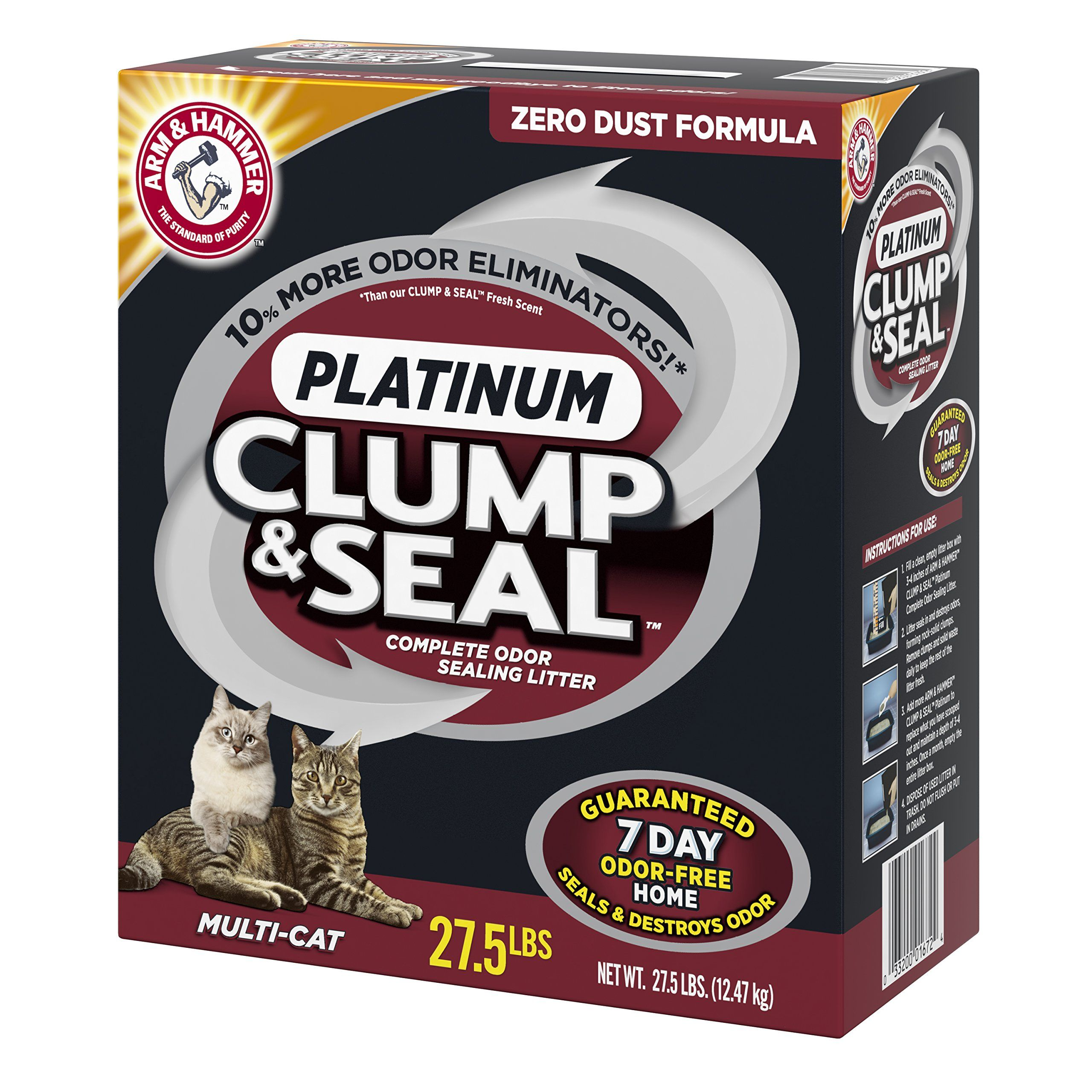 Pin by Mary Pets on Pet Supplies Cat litter, Clumping