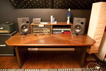 Recent Furnishings Traditional Desks Find This Pin And More On Recording Studio Furniture Ideas