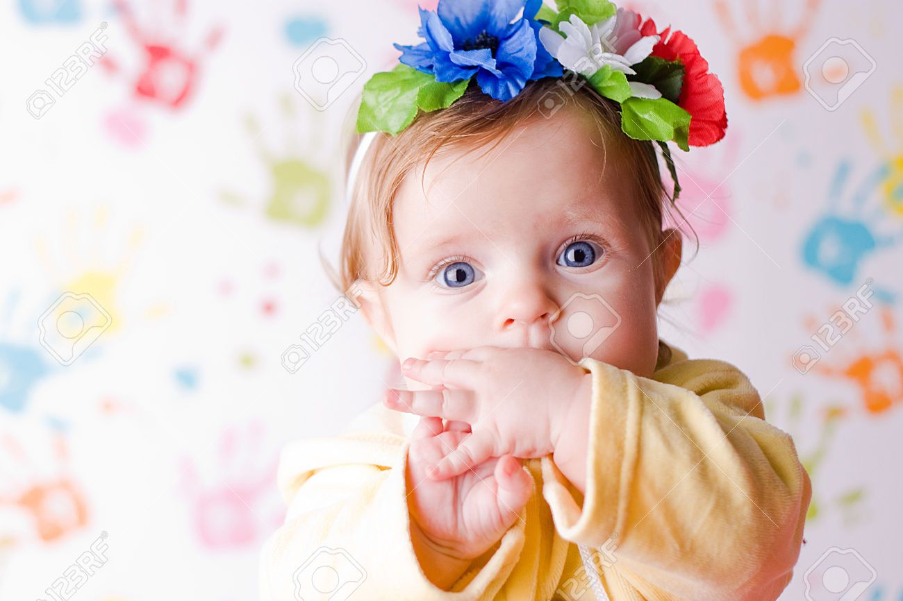 Sfondi Bambini ~ Baby surprised eyes wallpapers x 3d wallpapers pinterest