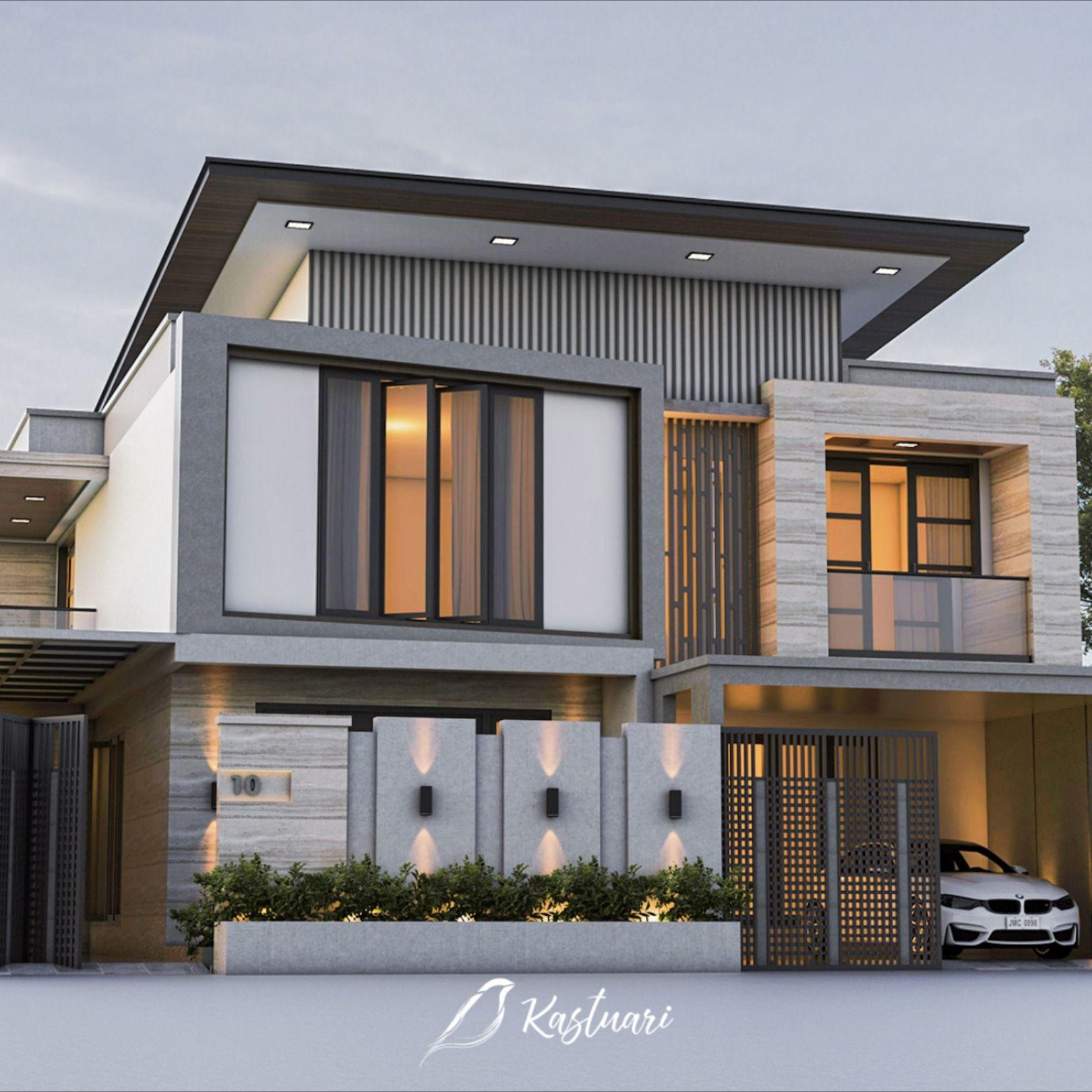 Project Desain Rumah Tinggal Pondok Indah Desain Rumah Rumah Arsitek