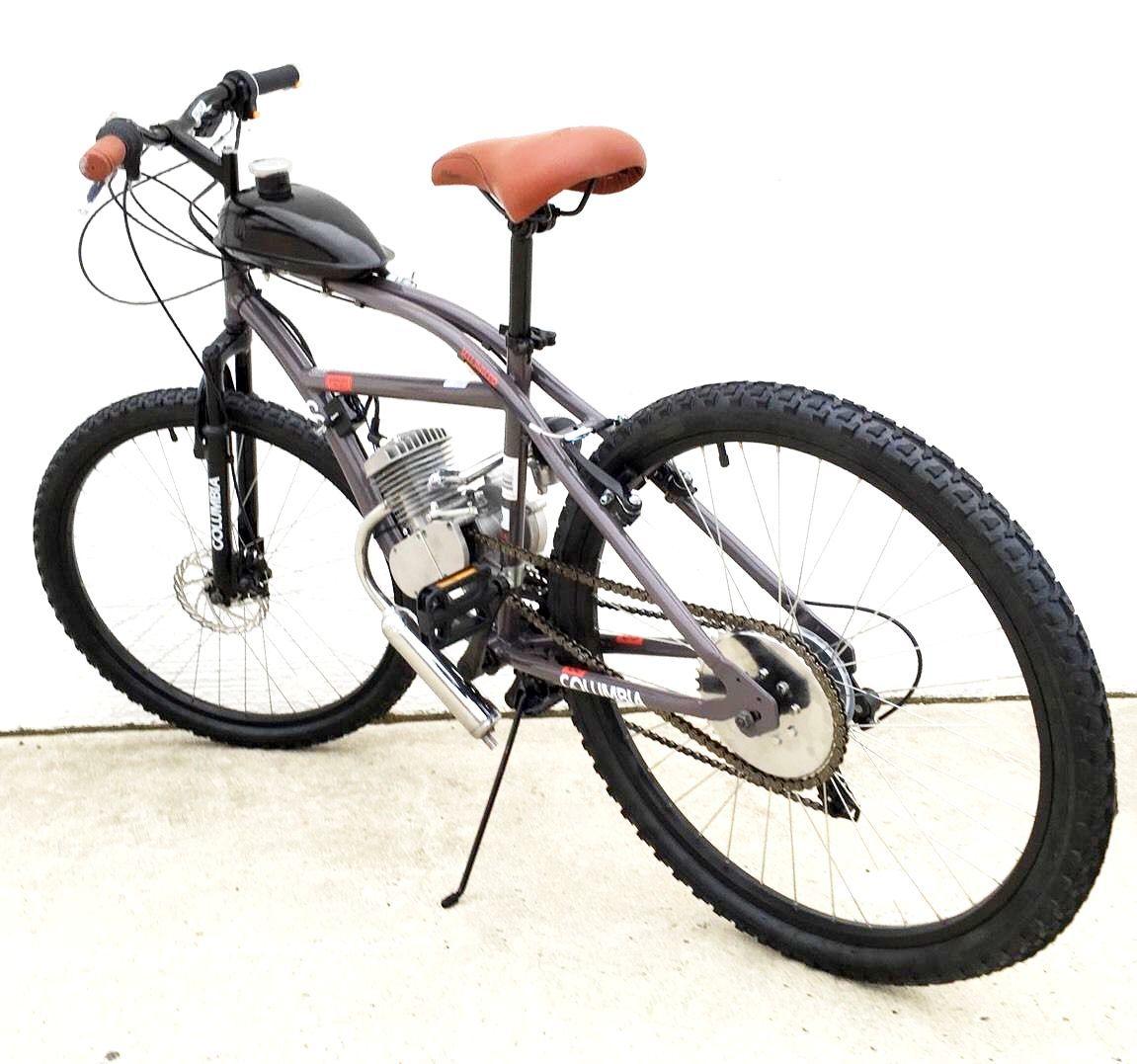 The Punisher Motorized Bike Kit Motorised Bike Bike Kit Bicycle