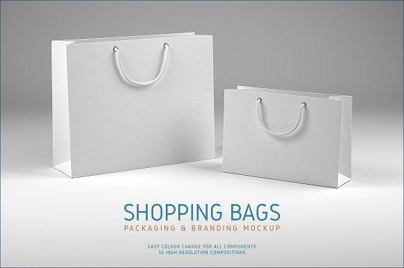 Shopping Bags Mockup Bag Mockup Mockup Free Bag
