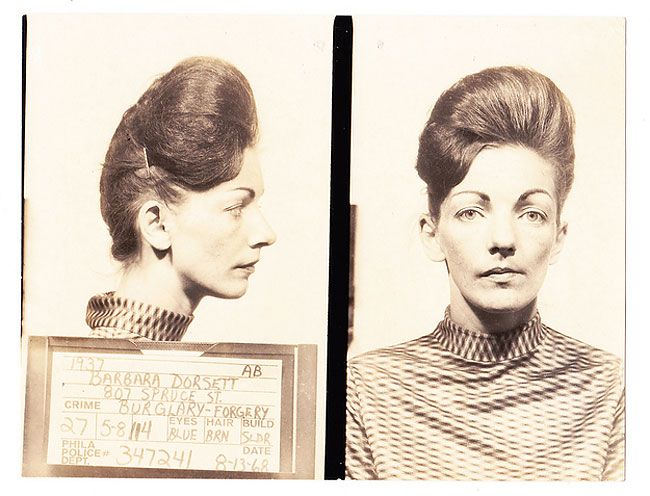 Bad Girl Mugshots From Between The S And S - 15 vintage bad girl mugshots from between the 1940s and 1960s