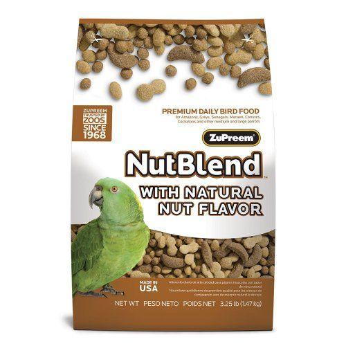 Zupreem Nut Blend Diet for Medium/Large Birds, 3.25-Pound       #325Pound, #Birds, #Blend, #Diet, #MediumLarge, #Under25, #Zupreem