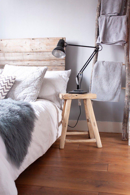 Fabriquer Tete De Lit En Bois tete de lit bois brut a peindre tete de lit bois brut a