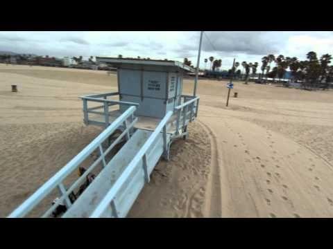Venice Beach Skate Park Fly Over Helicopter Ride Venice Beach Venice