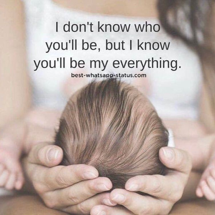 Cute Baby Quotes Whatsapp Status For Cute Babies Adorable Quotes Baby Quotes Cute Baby Quotes Baby Girl Quotes