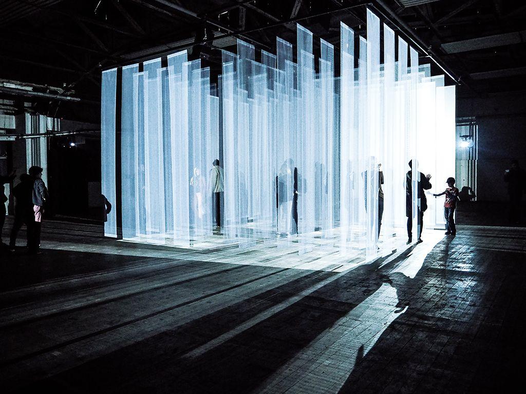 Exhibition Stand Display Ideas : Artconnect berlin spotlight destruct an installation