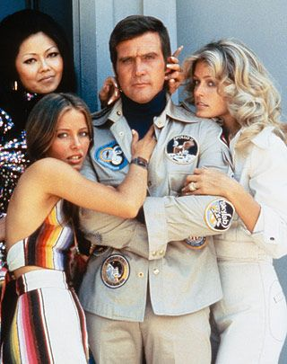 Lee Majors Is The One And Only True Steve Austin The Six Million Dollar Man Bionic Woman The Fall Guy Farrah Fawcett