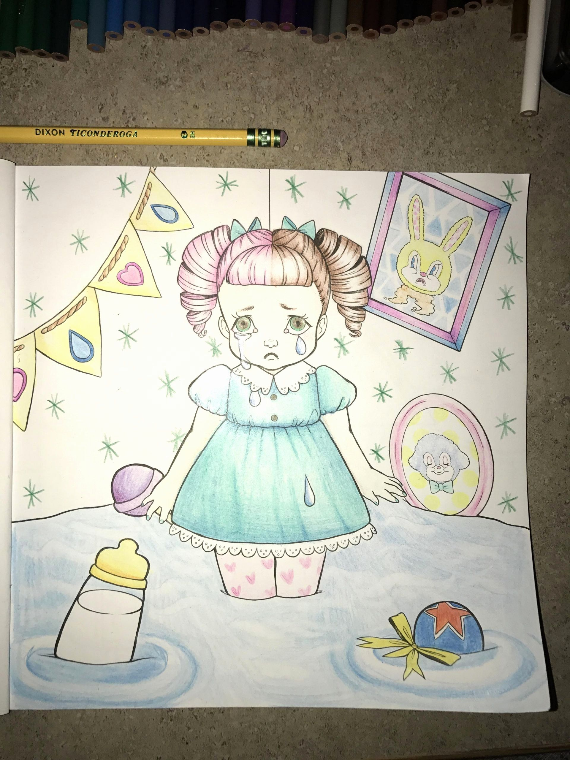 Melanie Martinez Coloring Book Elegant 32 Melanie Martinez Coloring Page In 2020 In 2020 Melanie Martinez Coloring Book Cry Baby Coloring Book Star Wars Coloring Book