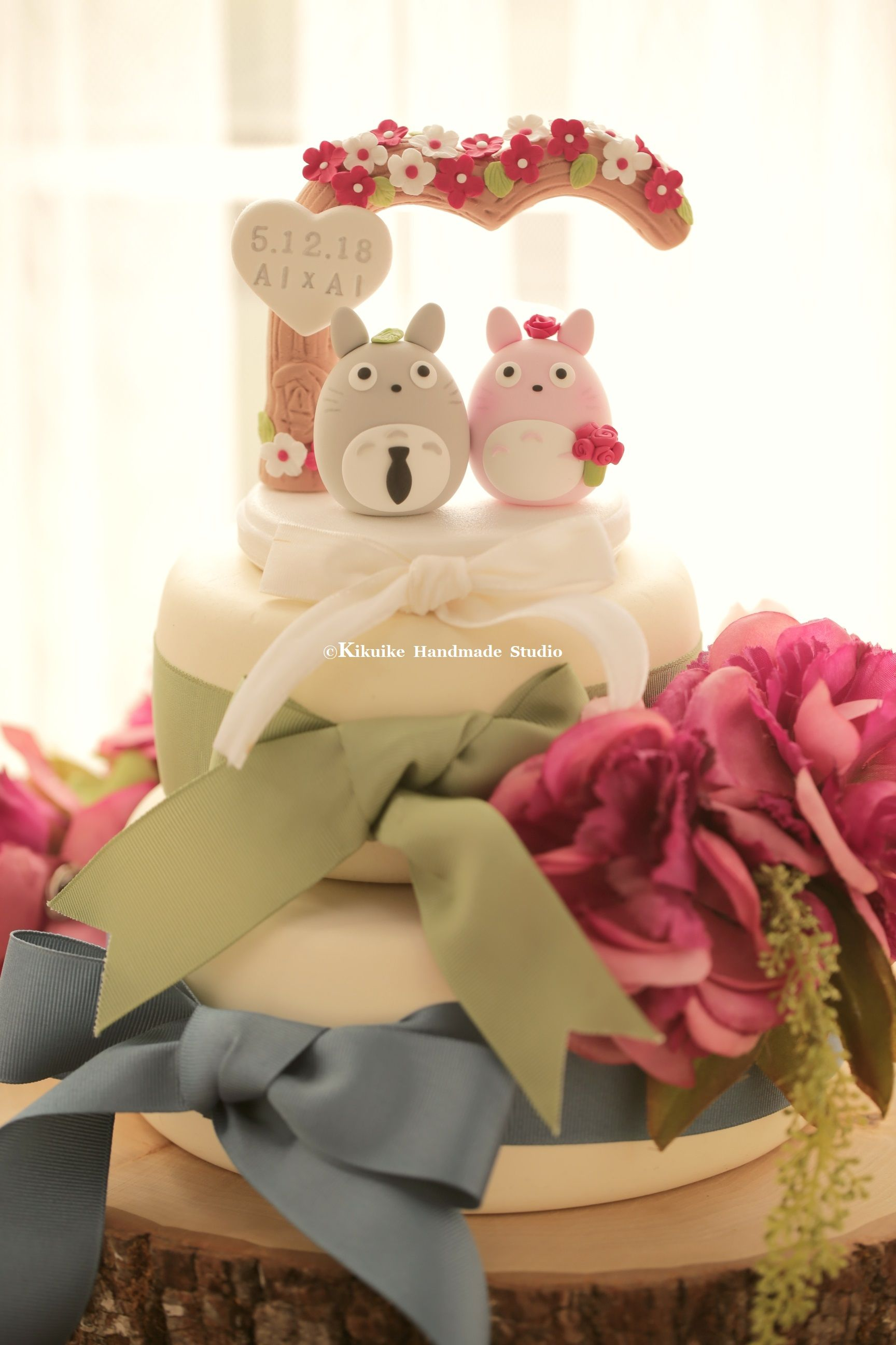 Wedding cake topper in diy and crafts pinterest cartoon