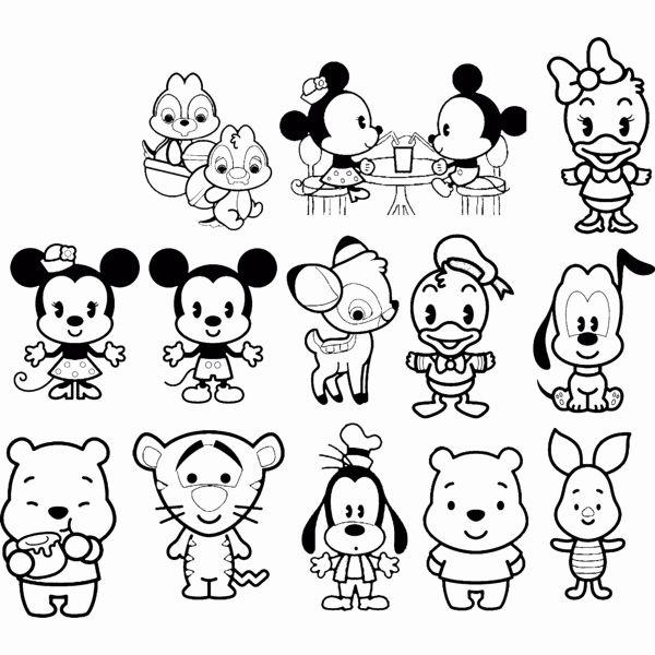 - Coloring Sheets Disney Cartoons Beautiful Disney Cuties Coloring Page In  2020 Disney Coloring Pages, Disney Cuties, Animal Coloring Books