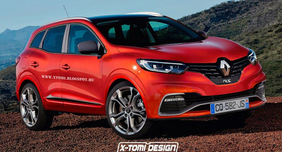 Renaultsport Captur And Kadjar Might Get Hot Rs Versions After All