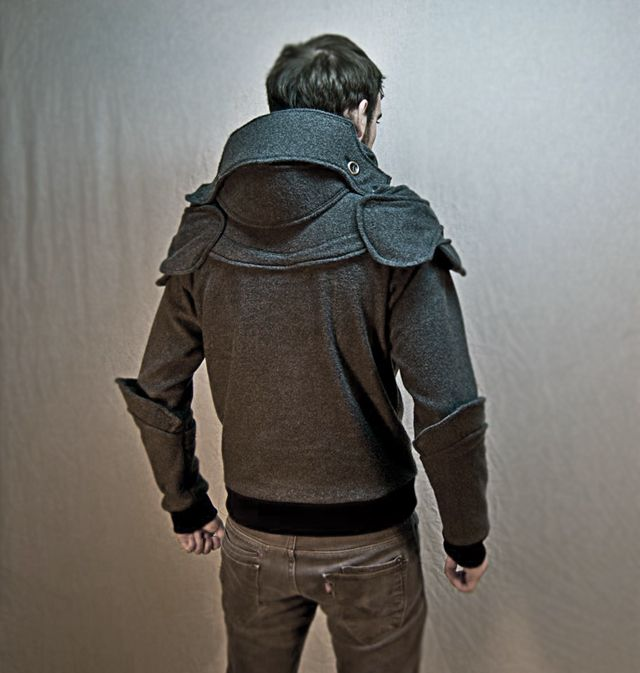 The Knight's Armor Hoodie | Men's jacket, Armors and Awesome