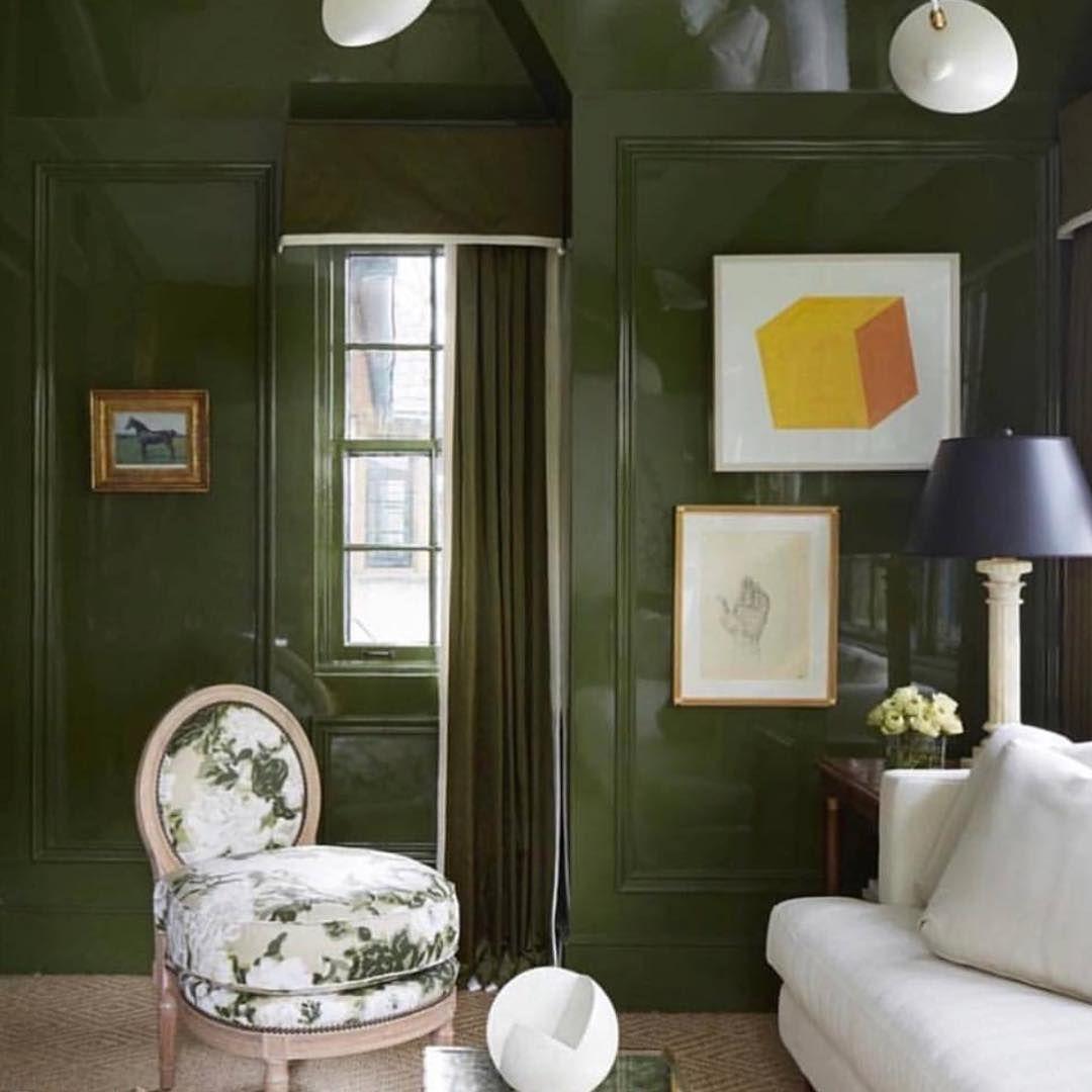 Stunning colour u0026 room Shelly Rosenberg LLC