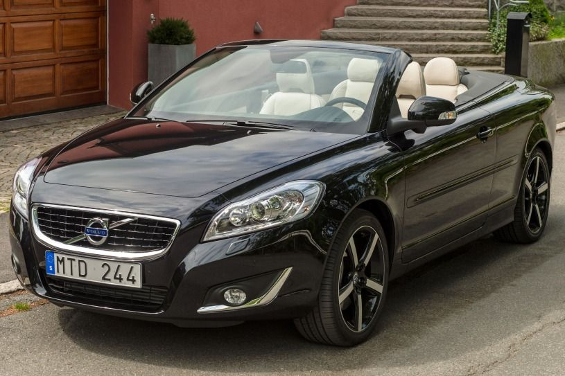 Used 2013 Volvo C70 Convertible Pricing For Sale Edmunds