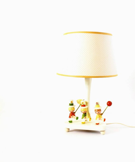Children S Lamp Vintage Nursery Originals Inc Decor For Childre