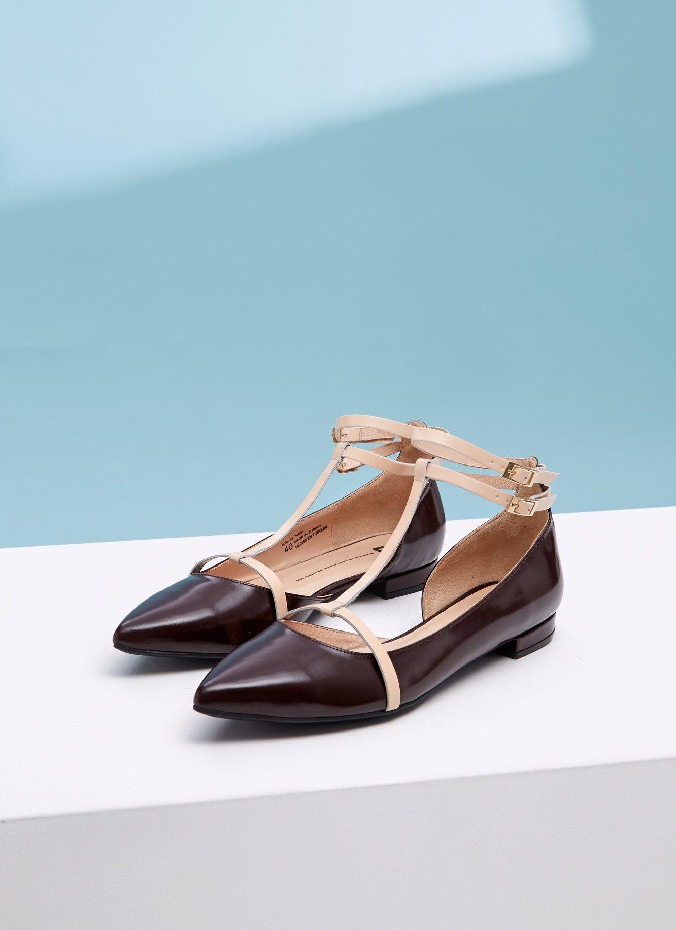 14b9f6f10 Zapatos con pulsera al tobillo