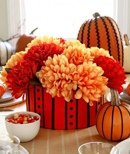 50 easy fall decorating projects