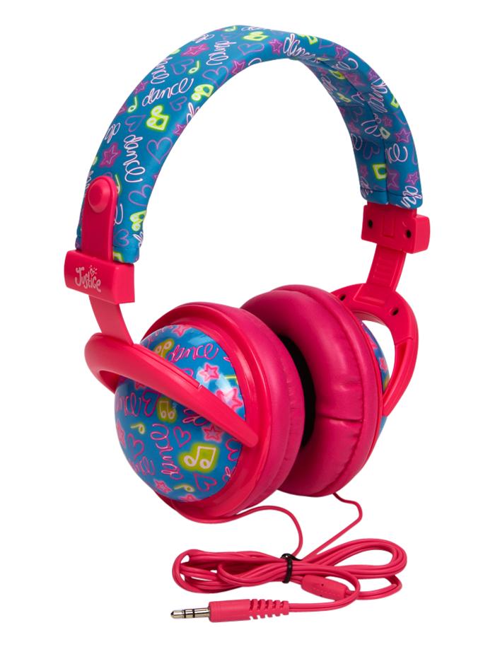 5b484df7a91e Color Block Dance Headphones